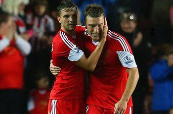 Southampton 2-0 Fulham: Lambert, Rodriguez fire Saints up to third