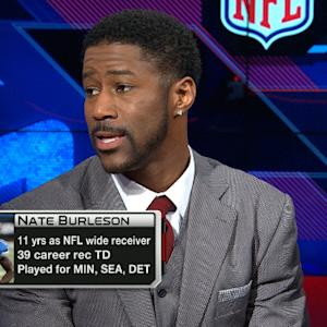 Nate Burleson on Josh Gordon: 'I'm more mad at the talent that he is'