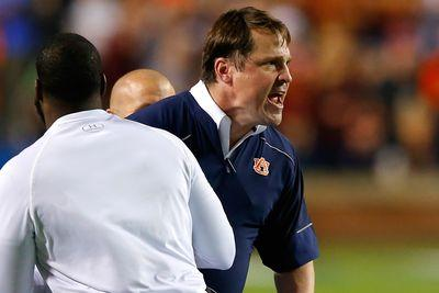 We had to watch Alabama squash another poor opponent, but at least Will Muschamp got mad