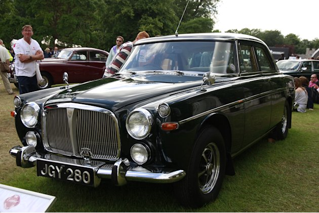 goodwood 1971 rover