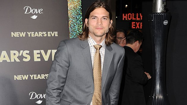 Ashton Kutcher Signs On For '70s' Reunion