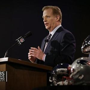 Eye Opener: Roger Goodell reflects on brutal NFL season