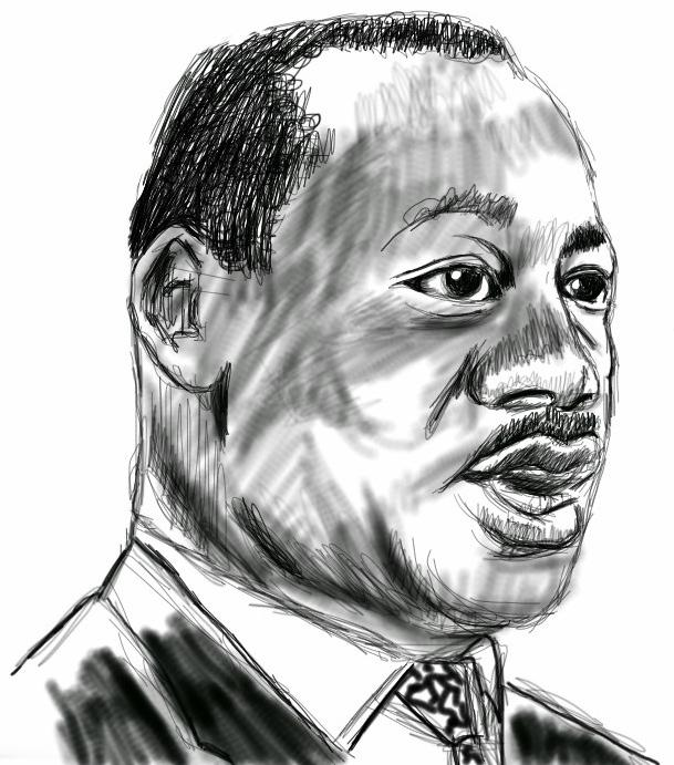 5 Clever Artistic Tributes to Martin Luther King Jr.