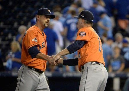 Youthful Astros launch ALDS with road win over Royals