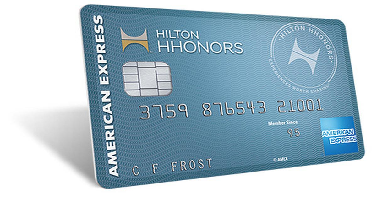 Hilton HHonors™ Card