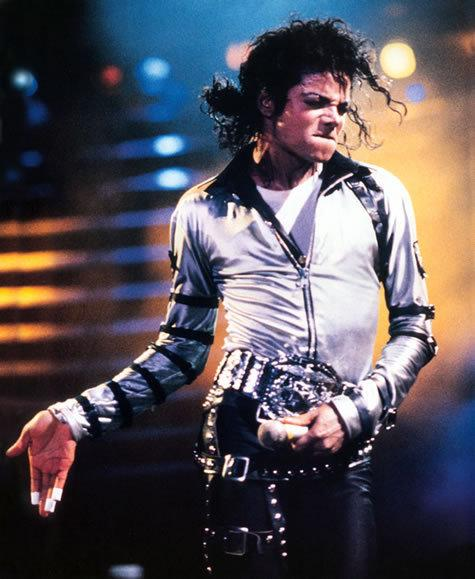 The 'Bad' tour in 1987