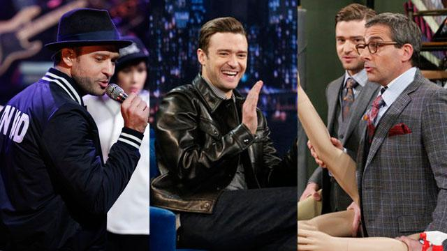 (Re)Watch All of JT's 'Late Night' Performances