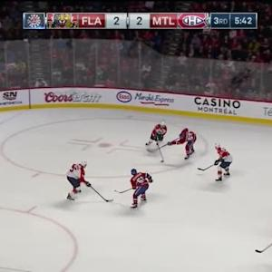 Roberto Luongo Save on Max Pacioretty (14:20/3rd)