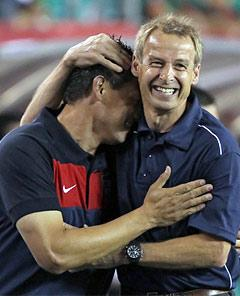 Klinsmann's U.S. soccer debut shows tall task ahead
