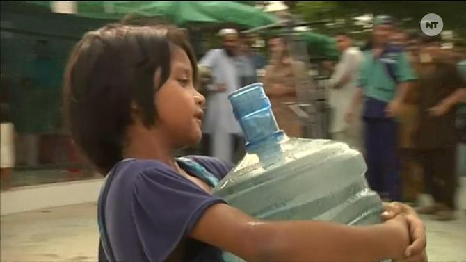 "Water Is So Scarce In Pakistan There's Now A ""Water Mafia"""