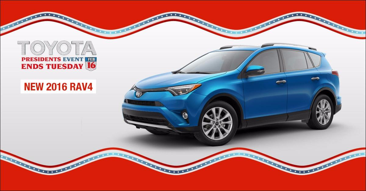 Checkout the New Look of the 2016 RAV4
