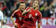 Ribery Bobol Jala Madrid