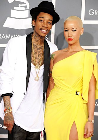 Wiz Khalifa, Amber Rose Will Be Legally Wed &quot;In a Couple Weeks&quot;