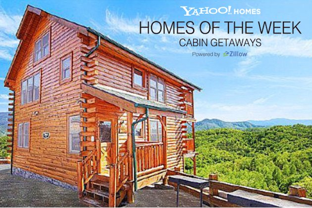 Yahoo! Homes of the Week: Cabin getaways