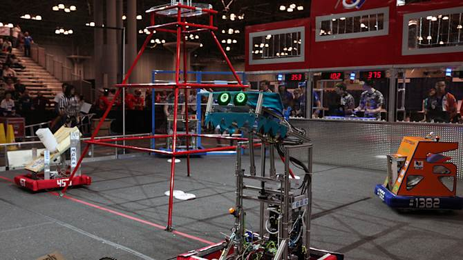 New York City FIRST Robotics Competition