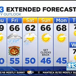 Morning Forecast - 10/30/14
