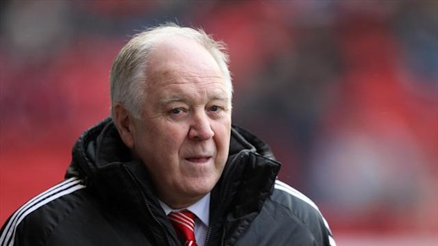 Craig Brown admits Aberdeen need to be more creative at home
