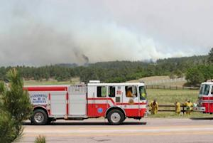 First Person: Fight Against Black Forest Fire Rages On