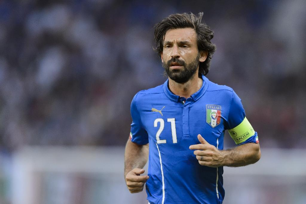 Italy's Pirlo out of Azerbaijan clash