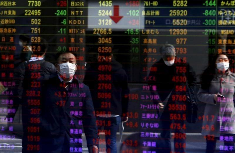 Global stocks hit the rocks after Asian markets slump