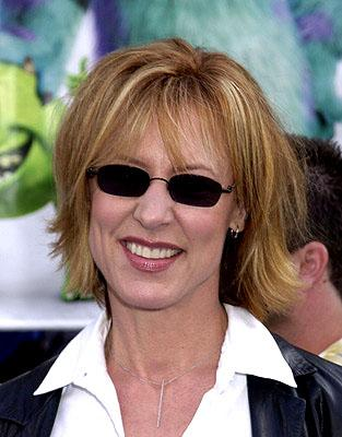 Premiere: Christine Lahti at the Hollywood premiere of Monsters, Inc. - 10/28/2001