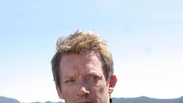 Douglas Henshall stars as Professor Nick Cutter in Primeval.