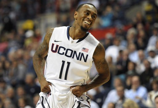 No. 23 UConn wins home opener 67-49 over Vermont