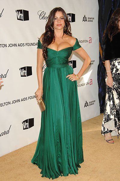 Attending Elton John's AIDS Foundation Academy Awards Viewing Party in 2008