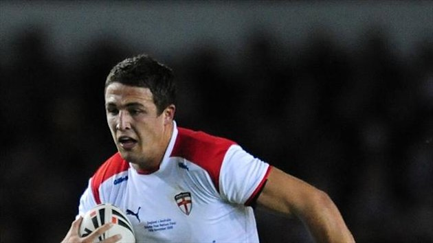 Sam Burgess will join Bath in October