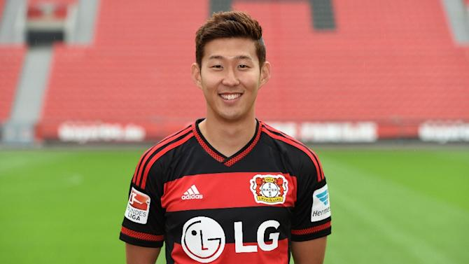 Son Heung-Min has signed a five-year deal with Tottenham Hotspur for a reported transfer fee of £22 mn