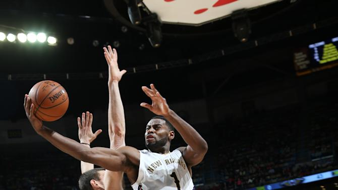 Evans leads Pelicans to 95-89 comeback win over Grizzlies