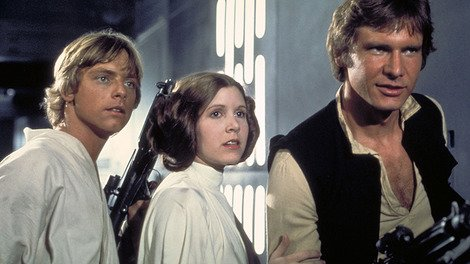 Luke, Leia and Han should stay in the past