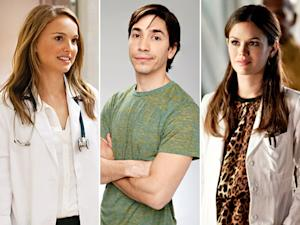 Justin Long Mocks Rachel Bilson and Natalie Portman: They're Too Pretty to Play Doctors