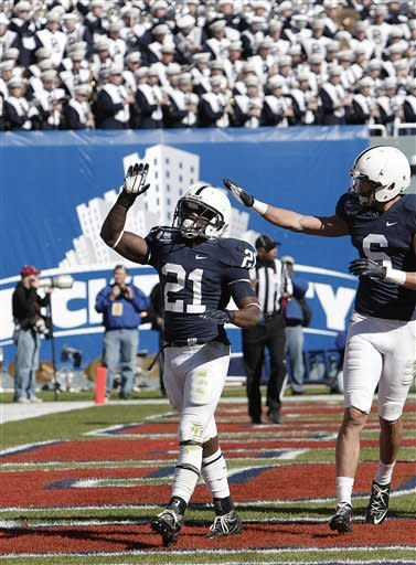 No. 24 Penn St falls to No. 20 Houston, 30-14