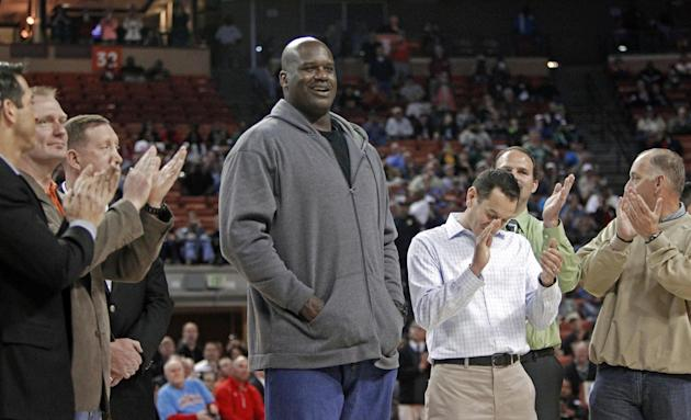 Shaq: Texas high school title started his dreams