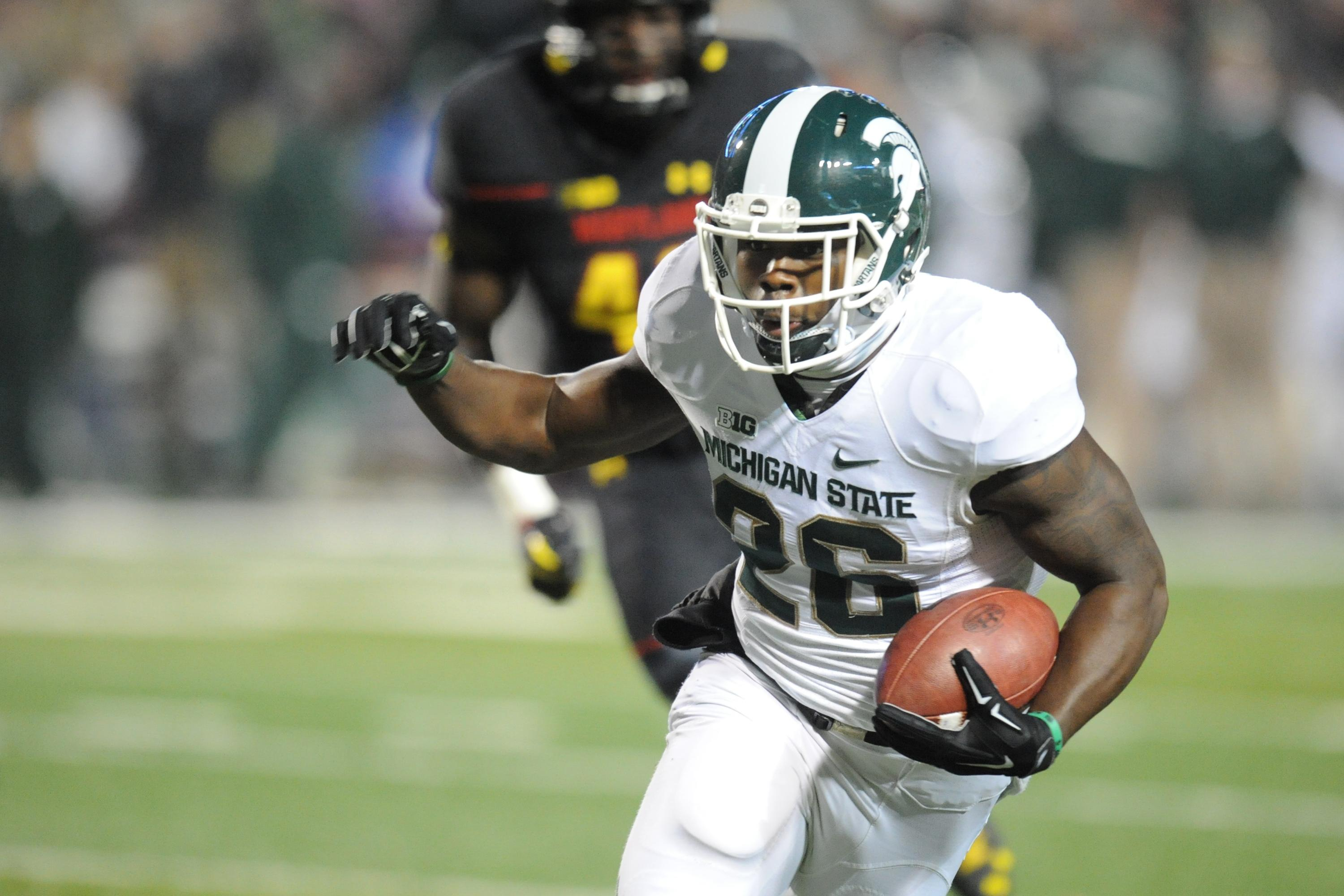 Michigan State safety RJ Williamson out with torn bicep