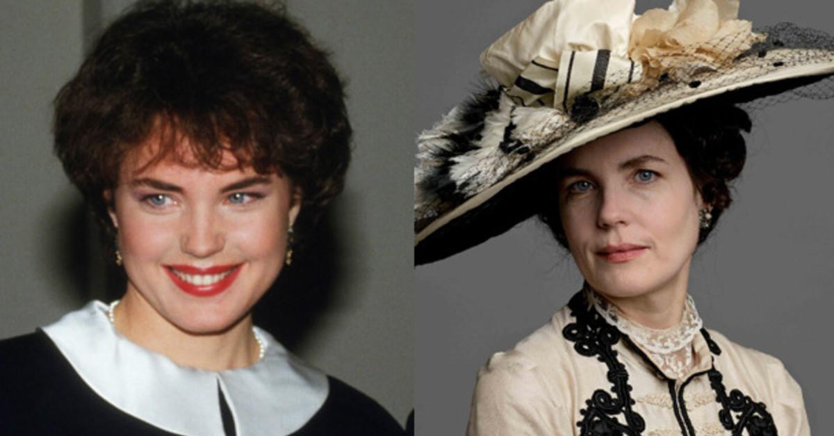 The Cast of Downton Abbey Before They Were Famous