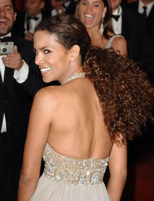 Halle Berry at the 2006 Cannes Film Festival premiere of 20th Century Fox's X-Men: The Last Stand