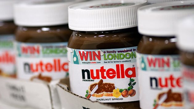 11,000 Pounds of Nutella Stolen (ABC News)