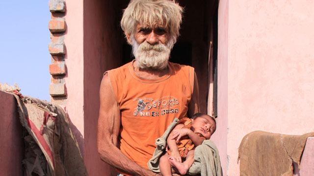 Farmer Named World's Oldest New Dad