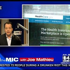 Behind The Mic With Joe Mathieu: Moms' Influence On Health Insurance