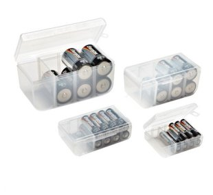 2. Battery Containers 