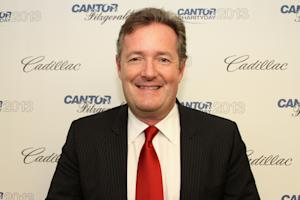 Piers Morgan Hits Back at Jon Stewart: Start Worrying About Keeping Your Job