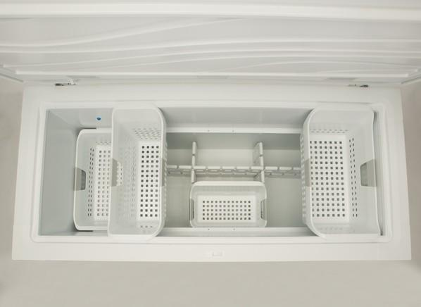 5 stand-alone freezers with smart storage features