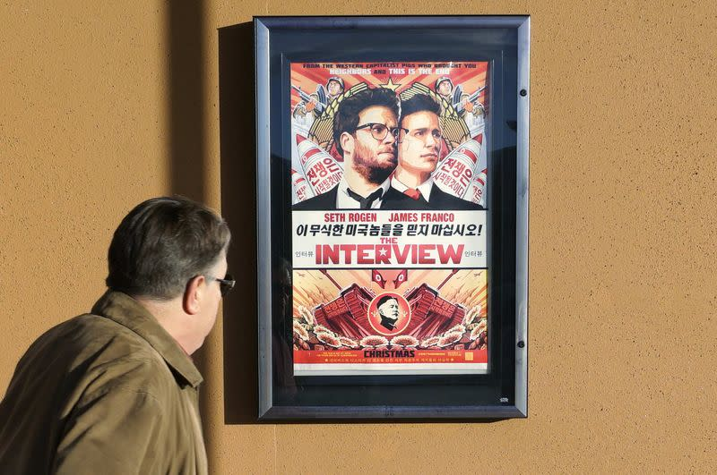After Sony reversal, 'Interview' draws U.S. moviegoers who trumpet free speech