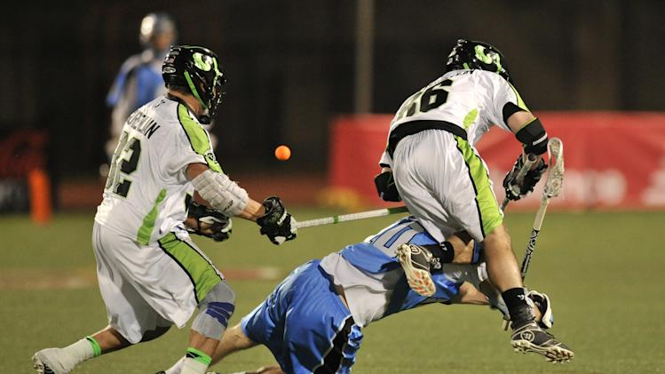 New York Lizards v Ohio Machine