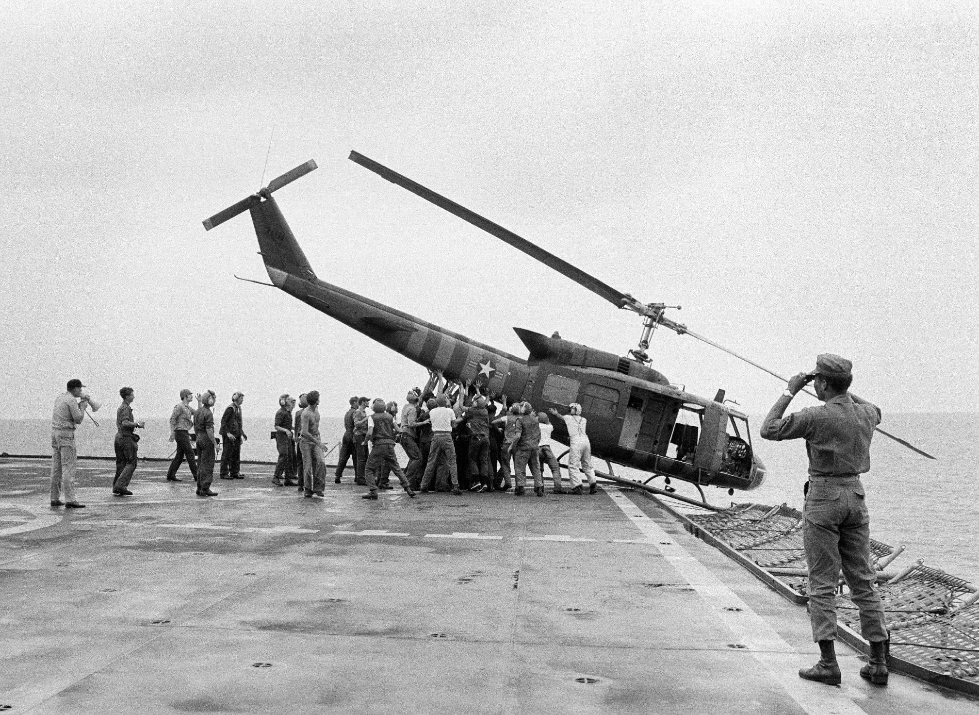 Vietnam War: The fall of Saigon