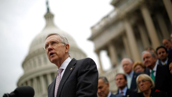 Reid's reported proposal would punt the next debt ceiling showdown to the eve of the 2014 midterm elections.