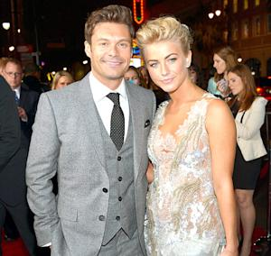 Samantha Harris: I Thought Ryan Seacrest Was Too Old for Julianne Hough