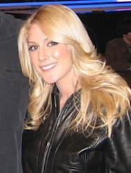 Heidi Montag in happier days.